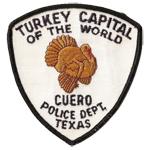 Cuero Police Department, TX