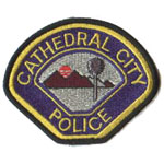 Cathedral City Police Department, CA