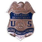 United States Department of the Treasury - Internal Revenue Service - Bureau of Alcohol, Tobacco, and Firearms, US