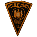 Hudson County Boulevard Police, NJ