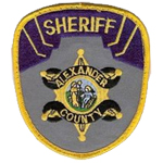 Alexander County Sheriff's Office, NC