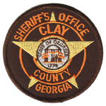 Clay County Sheriff's Office, GA