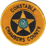 Chambers County Constable's Office - Precinct 5, TX