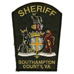 Southampton County Sheriff's Office, VA