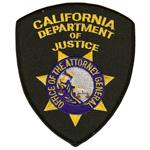California Department of Justice, CA