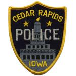 Cedar Rapids Police Department, IA