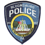 Bloomsburg Police Department, PA