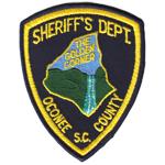 Oconee County Sheriff's Office, SC