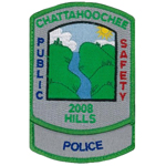 Chattahoochee Hills Police Department, Georgia