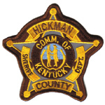Hickman County Sheriff's Office, Kentucky