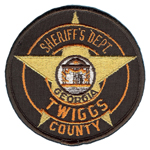 Twiggs County Sheriff's Office, GA