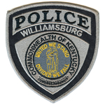 Williamsburg Police Department, KY