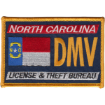 North Carolina Division of Motor Vehicles License and Theft Bureau, NC