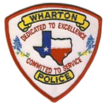 Wharton Police Department, TX
