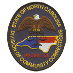 North Carolina Department of Correction - Division of Community Corrections, NC