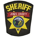 Jones County Sheriff's Office, NC