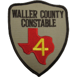Waller County Constable's Office - Precinct 4, TX