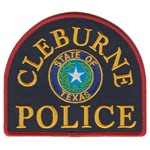 Cleburne Police Department, TX