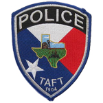 Taft Police Department, TX