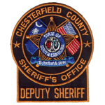 Chesterfield County Sheriff's Department, SC