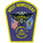 West Homestead Borough Police Department, PA