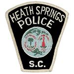 Heath Springs Police Department, SC