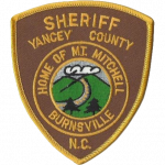 Yancey County Sheriff's Office, North Carolina