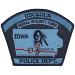Osceola Police Department, IA