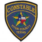Titus County Constable's Office - Precinct 2, TX