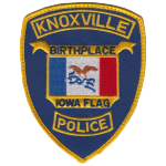 Knoxville Police Department, IA
