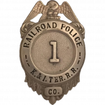Kentucky and Indiana Bridge and Railroad Police Department, RR