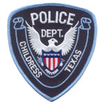 Childress Police Department, TX