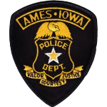 Ames Police Department, IA