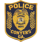 Conyers Police Department, GA