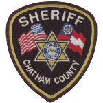 Chatham County Sheriff's Office, GA