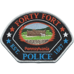 Forty Fort Borough Police Department, PA