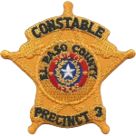 El Paso County Constable's Office - Precinct 3, TX