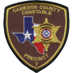 Cameron County Constable's Office - Precinct 7, TX
