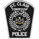 St. Clair Township Police Department, PA