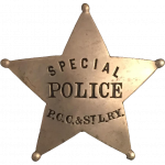 Pittsburgh, Cincinnati, Chicago and St. Louis Railroad Police Department, RR