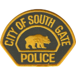 South Gate Police Department, CA