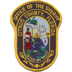 Citrus County Sheriff's Office, FL