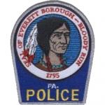 Everett Borough Police Department, PA