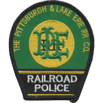 Pittsburgh and Lake Erie Railroad Police Department, RR