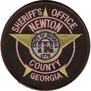 Deputy Sheriff Justin Scott White, Newton County Sheriff's ...