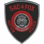 Sac and Fox Nation Police Department, Tribal Police