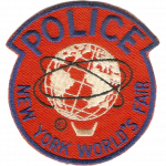 New York World's Fair Police Department, NY