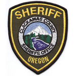 Clackamas County Sheriff's Department, Oregon
