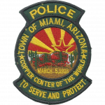 Miami Police Department, AZ