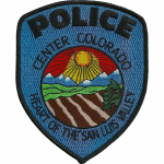 Center Police Department, CO